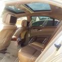 Автомобиль Мерседес S 600 LONG